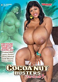 Cocoa Nut Busters Hardcut 3 (out Of Print) (169901.43)